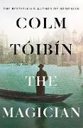 Cover-Bild zu Tóibín, Colm: The Magician (eBook)