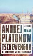 Cover-Bild zu Platonow, Andrej: Tschewengur