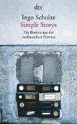 Cover-Bild zu Schulze, Ingo: Simple Storys