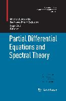 Cover-Bild zu Demuth, Michael (Hrsg.): Partial Differential Equations and Spectral Theory