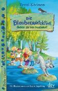 Cover-Bild zu Die Blaubeerdetektive (1), Gefahr für den Inselwald! von Kivinen, Pertti