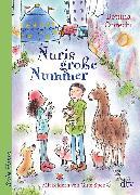 Cover-Bild zu Nuris große Nummer von Obrecht, Bettina