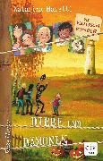 Cover-Bild zu Die Karlsson-Kinder (4) Diebe und Dämonen (eBook) von Mazetti, Katarina