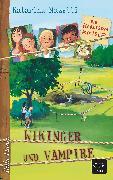 Cover-Bild zu Die Karlsson-Kinder Wikinger und Vampire (eBook) von Mazetti, Katarina
