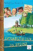 Cover-Bild zu Die Karlsson-Kinder Spukgestalten und Spione (eBook) von Mazetti, Katarina