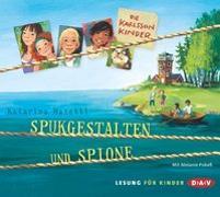 Cover-Bild zu Die Karlsson-Kinder von Mazetti, Katarina