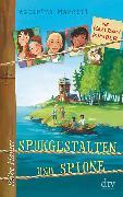 Cover-Bild zu Die Karlsson-Kinder (1) Spukgestalten und Spione von Mazetti, Katarina