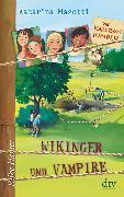 Cover-Bild zu Die Karlsson-Kinder (3), Wikinger und Vampire von Mazetti, Katarina