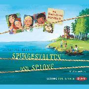 Cover-Bild zu Die Karlsson-Kinder (Audio Download) von Mazetti, Katarina