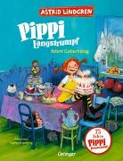 Cover-Bild zu Pippi Langstrumpf feiert Geburtstag von Lindgren, Astrid