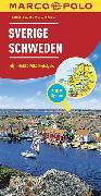 Cover-Bild zu Schweden. 1:800'000