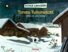 Cover-Bild zu Tomte Tummetott von Lindgren, Astrid