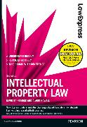Cover-Bild zu Bainbridge, David: Law Express: Intellectual Property Law (Revision Guide)