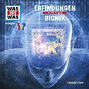 Cover-Bild zu Was ist was Hörspiel: Erfindungen/ Bionik (Audio Download) von Baur, Manfred
