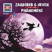 Cover-Bild zu Was ist was Hörspiel: Zauberer & Hexen/ Phänomene (Audio Download) von Haderer, Kurt