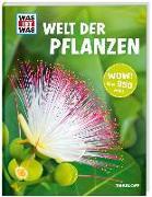 Cover-Bild zu WAS IST WAS Welt der Pflanzen von Baur, Dr. Manfred