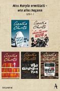 """Cover-Bild zu Christie, Agatha: """"Miss Marple ermittelt"""" - wie alles begann"""