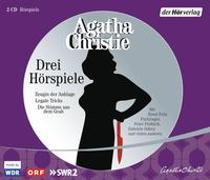 Cover-Bild zu Christie, Agatha: Drei Hörspiele