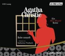 Cover-Bild zu Christie, Agatha: Ruhe unsanft