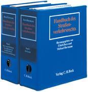 Cover-Bild zu Burmann, Michael (Hrsg.): Handbuch des Straßenverkehrsrechts - Handbuch des Strassenverkehrsrechts