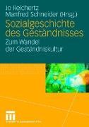 Cover-Bild zu Reichertz, JO (Hrsg.): Sozialgeschichte des Geständnisses