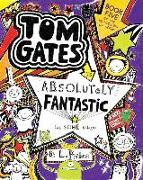 Cover-Bild zu Tom Gates Is Absolutely Fantastic (at Some Things) von Pichon, L.