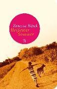 Cover-Bild zu Bánk, Zsuzsa: Heißester Sommer