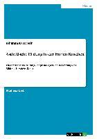 Cover-Bild zu Ästhetische Bildung in der frühen Kindheit von Kurscheid, Johanna