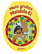 Cover-Bild zu Mein großes Mandala-Ei von Labuch, Kristin (Illustr.)