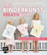 Cover-Bild zu Das Kinderkunst-Kreativbuch von Schaumann, Claudia