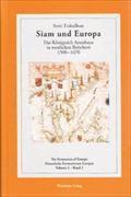 Cover-Bild zu Trakulhun, Sven: Siam und Europa