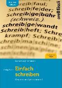 Cover-Bild zu Frey, Pascal: Einfach Schreiben - inkl. E-Book