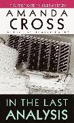Cover-Bild zu Cross, Amanda: In the Last Analysis