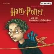 Cover-Bild zu Harry Potter und die Kammer des Schreckens