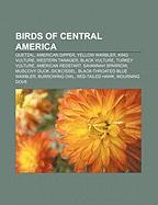 Cover-Bild zu Birds of Central America