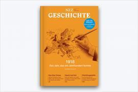 Cover-Bild zu NZZ Geschichte. Nr. 15: 1918