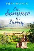 Cover-Bild zu Ein Sommer in Surrey von Watson, Pippa