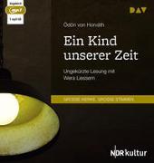 Cover-Bild zu Horváth, Ödön von: Ein Kind unserer Zeit