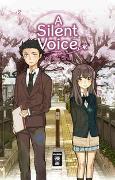 Cover-Bild zu A Silent Voice 02 von Ooima , Yoshitoki