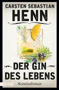 Cover-Bild zu Henn, Carsten Sebastian: Der Gin des Lebens