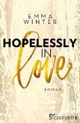 Cover-Bild zu Hopelessly in Love von Winter, Emma