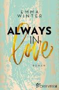 Cover-Bild zu Always in Love von Winter, Emma