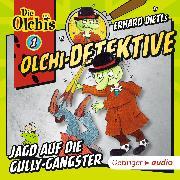 Cover-Bild zu Olchi-Detektive 1. Jagd auf die Gully-Gangster (Audio Download) von Iland-Olschewski, Barbara