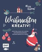 Cover-Bild zu Weihnachten kreativ!