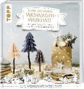 Cover-Bild zu Meine wunderbare Weihnachtswerkstatt von Wicke, Susanne