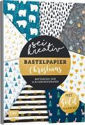 Cover-Bild zu Sei kreativ! - Bastelpapier Christmas
