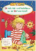 Cover-Bild zu Conni Gelbe Reihe: 24 tolle Mal- und Bastelideen für die Weihnachtszeit von Sörensen, Hanna