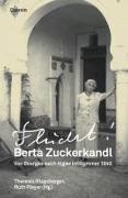 Cover-Bild zu Zuckerkandl, Bertha: Flucht!