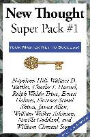 Cover-Bild zu eBook New Thought Super Pack #1