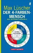 Cover-Bild zu Der 4-Farben-Mensch von Lüscher, Max